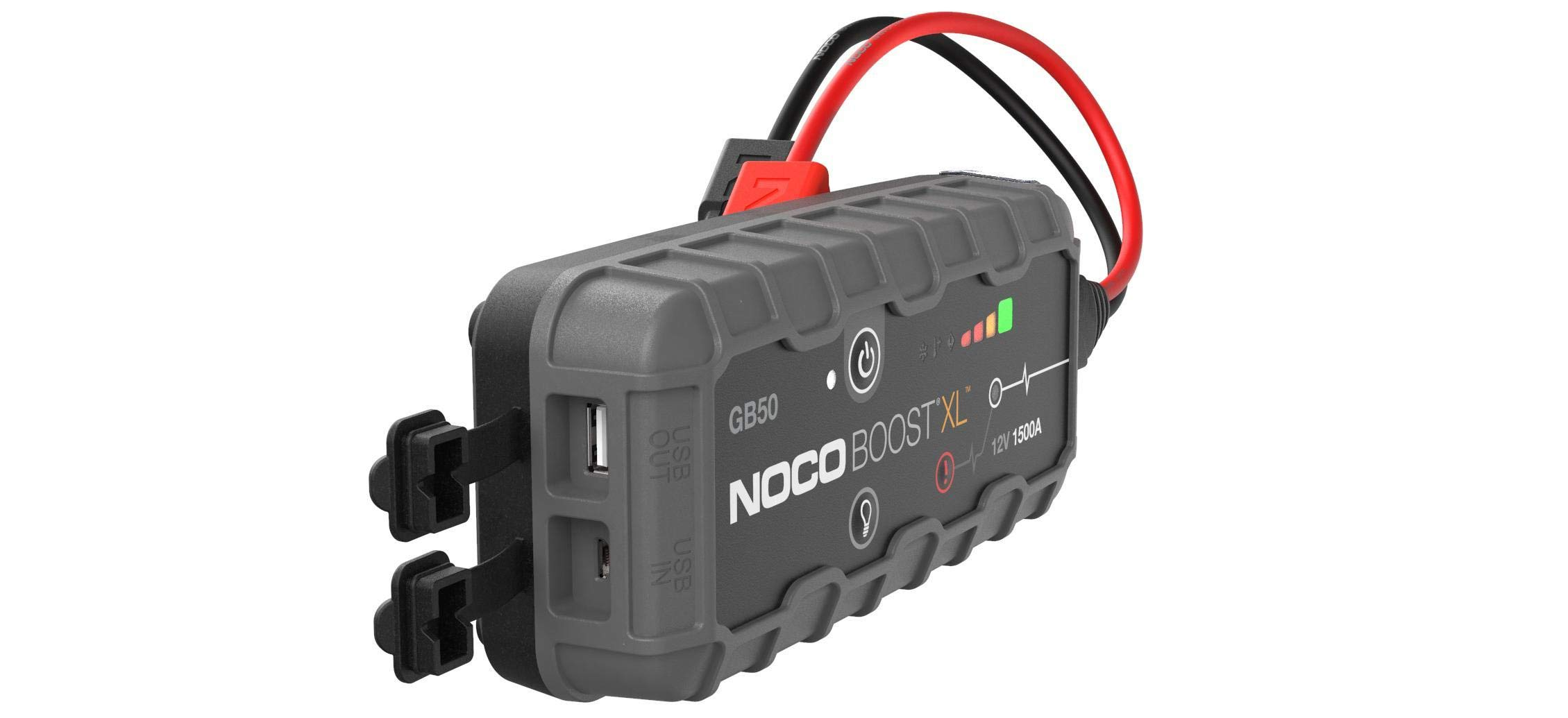 NOCO Boost XL GB50 1500 Amp 12V UltraSafe Lithium Jump Starter by NOCO (Image #10)