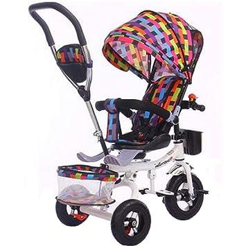 Amazon.com: Tricycle, Eco-Friendly Kids Trike Asiento de ...