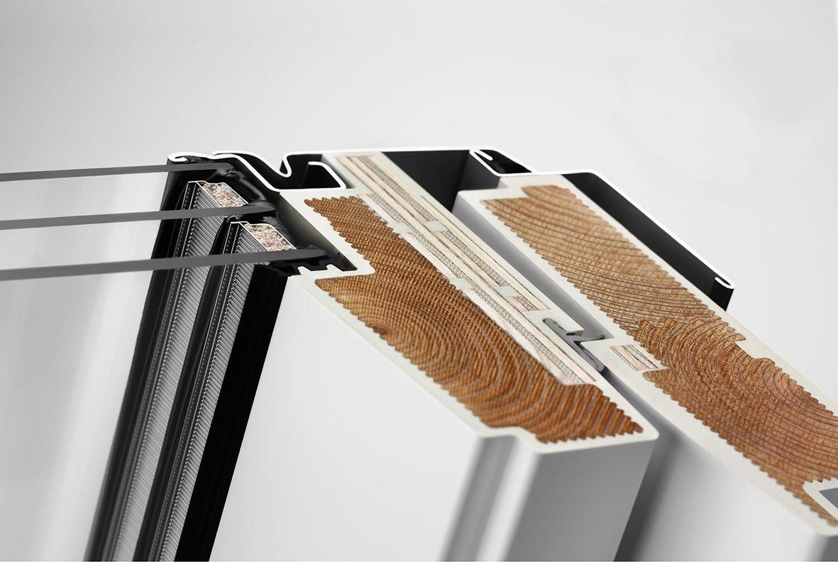 78 x 118 mit Eindeckrahmen Original Velux Dachfenster Kunststoff Thermo-Star