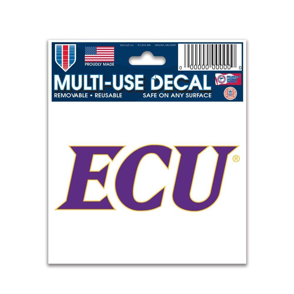 Wincraft NCAA Multi-Use Decal (3''x4'') (East Carolina)