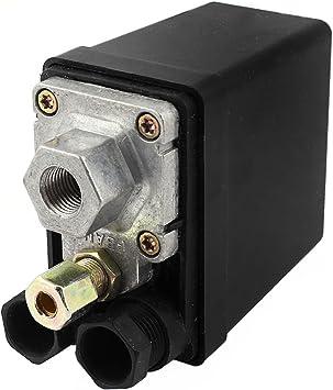 Aexit Druckluftkompressordruck Ac 240v 20a 12 Bar 175psi 1 Port Schaltsteuerventil 86ff22e51f56a0777ca9a8ed9bd29e85 Baumarkt