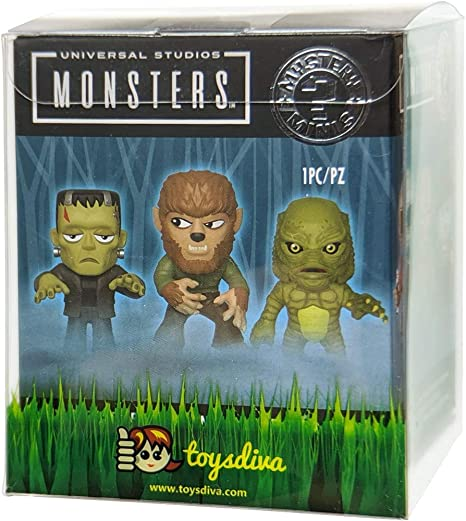 40813 - BL Funko Frankenstein Mystery Minis Vinyl Figure /& 1 Compatible Graphic Protector Bundle