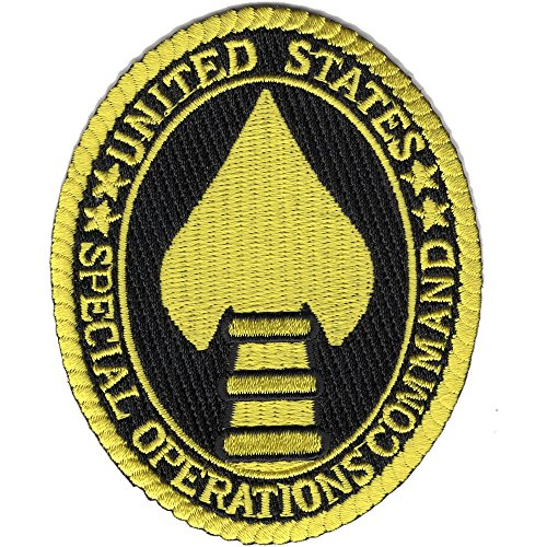 (Special Operations Command Patch)
