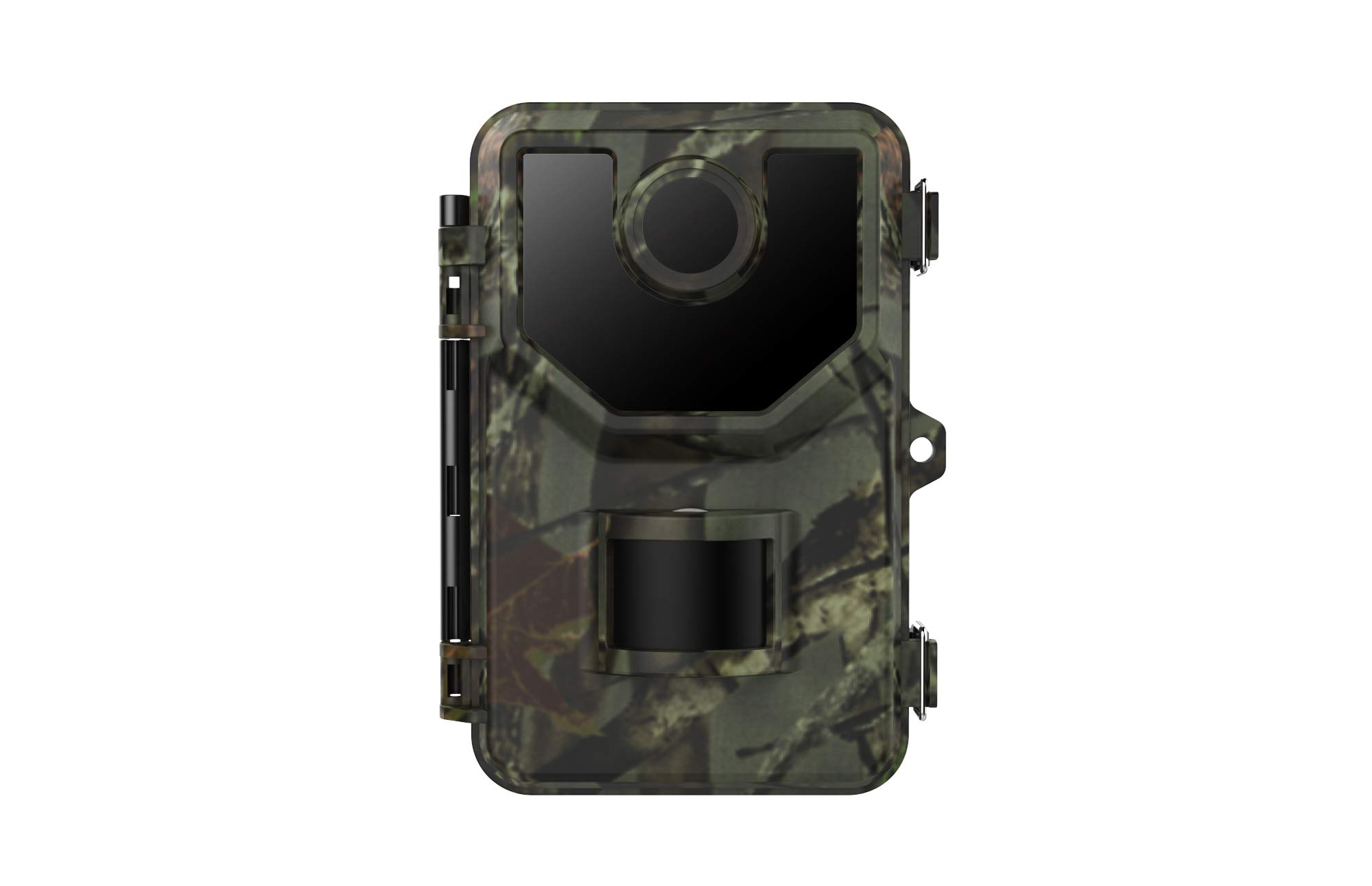 Trail Game Camera 1080P 16MP Wildlife Hunting Camera,Motion Activated Infrared Night Vision Camera for Wildlife Hunting &Home Security,2.4'' LCD Display,IP65 Waterproof,120° FOV,48 LEDs (Green 03005)