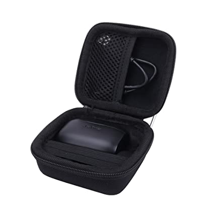 d58a955217a Amazon.com: Hard Case for The Jabra Elite Active 65t | Jabra Elite 65t True  Wireless Earphone/Headphone by Aenllosi (Black): Home Audio & Theater