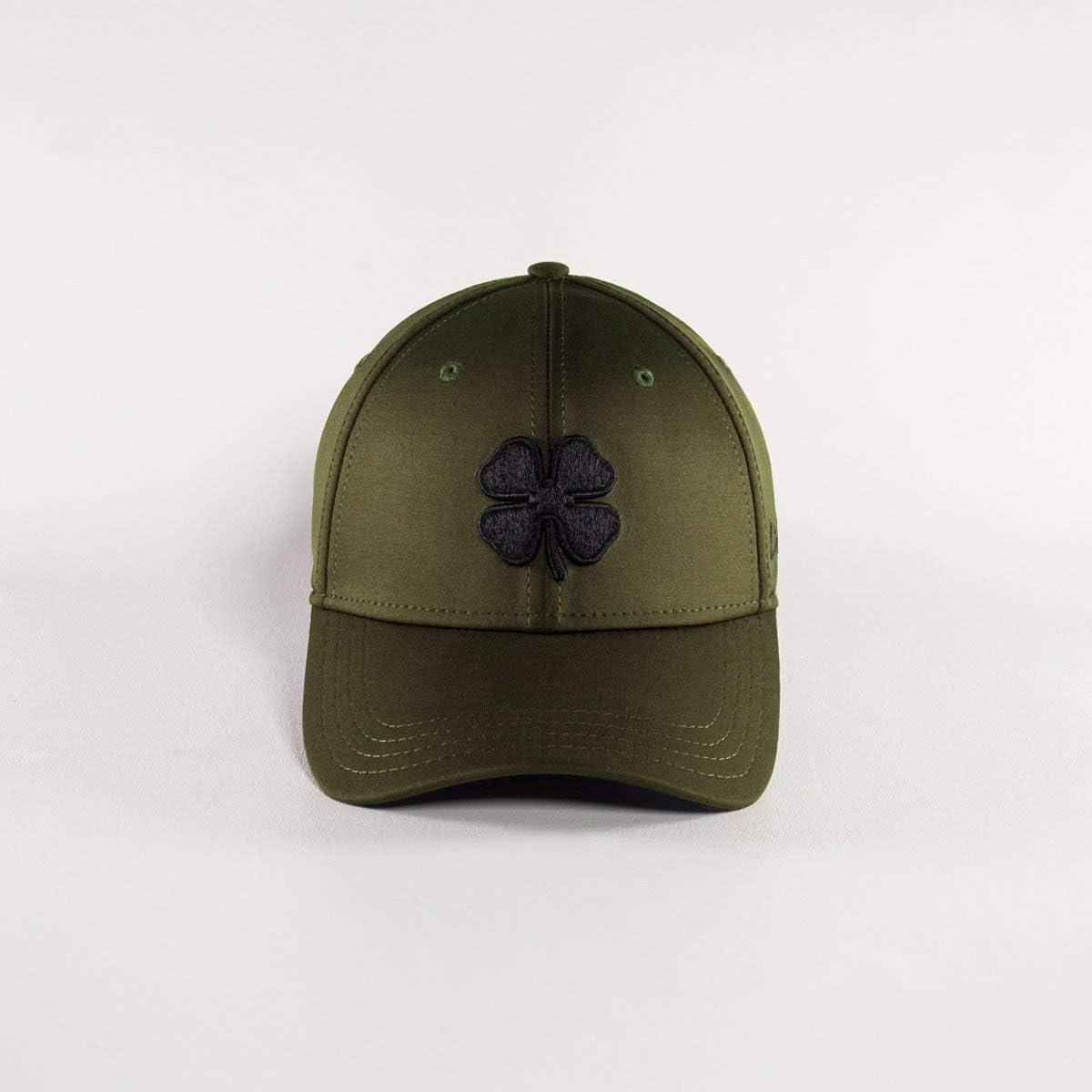 Black Clover Perfect Luck Flex Cap Olive//Black