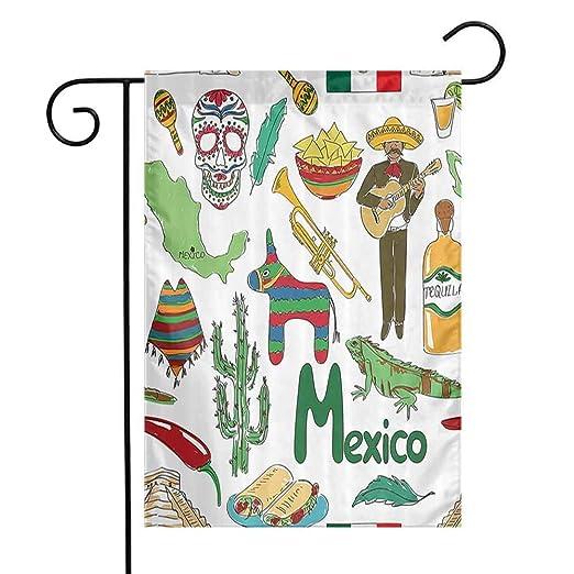 Gardesse Bandera de jardín multifuncional Colección de ...