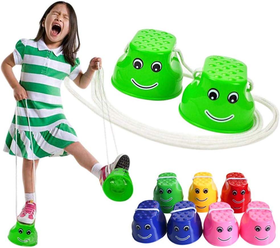 Notre sélection d'échasses et de jeux pour les enfants