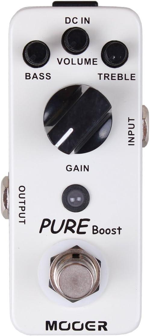 Mooer PURE BOOST - Pedal de efectos