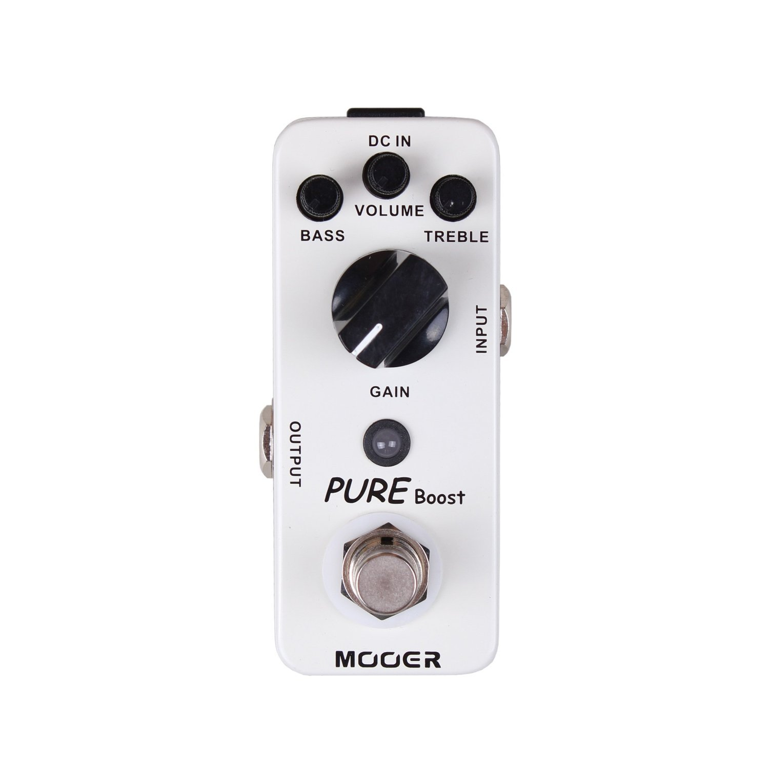 Mooer Pure Boost, clean boost pedal