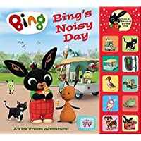 Bing's Noisy Day: Interactive Sound Book (Bing)