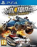 Bigben Interactive FlatOut 4: Total Insanity, PS4 Basic PlayStation 4 English - video games (PS4, Physical media, Basic, PlayStation 4, Racing, Kylotonn, Tiny Rebel Games, 4/04/2017)