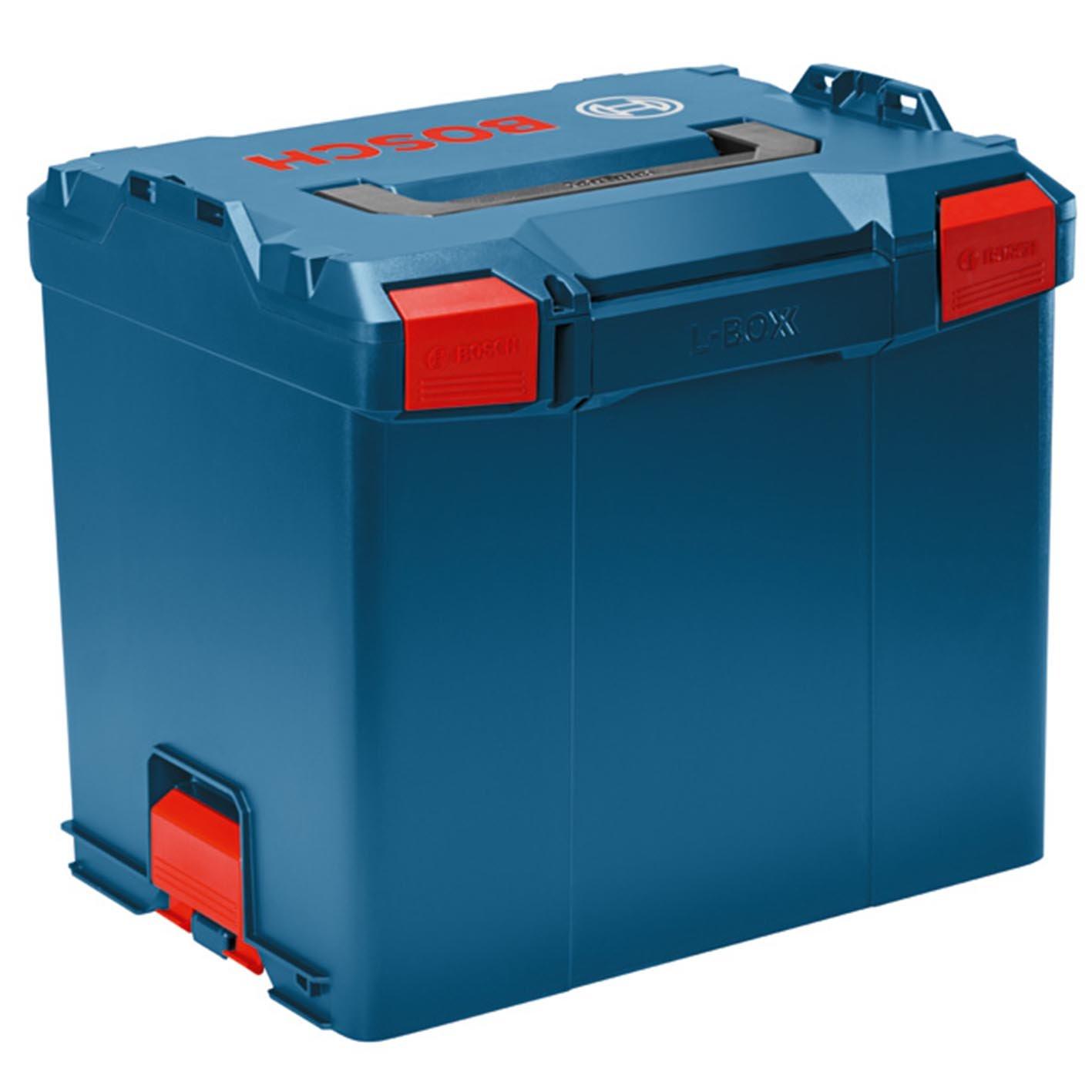 Bosch Professional Koffersystem L-BOXX 102 (Ladevolumen: 9,9 Liter, max. Belastung: 25 kg, Gewicht: 1,8 kg, Material: ABS Plastik, PA6 Kunststoff) 1600A012FZ