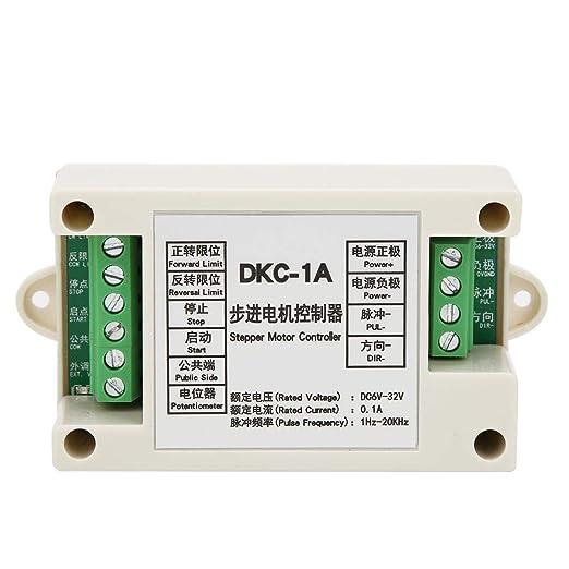 Controlador del controlador de velocidad del motor Controlador PLC ...