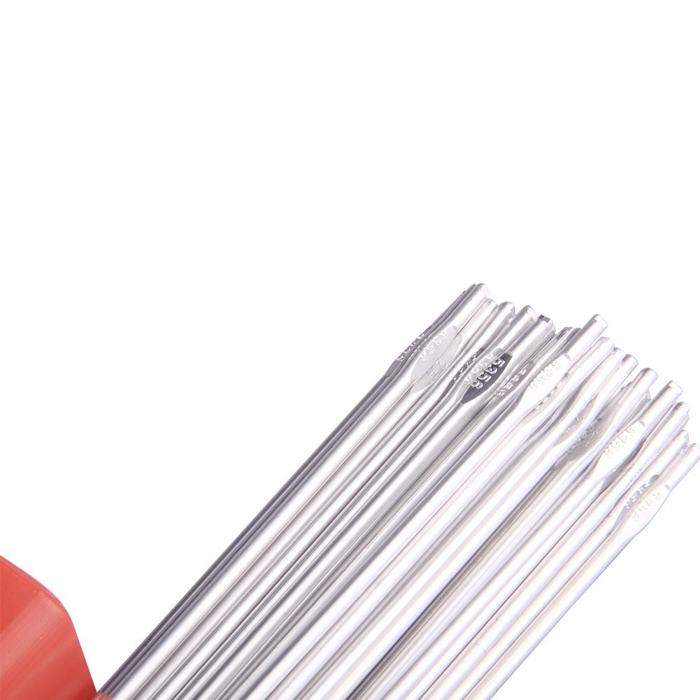 Weldflame ER4043 3//32 Inch 36 Inch 2-Pound Tube General Purpose Aluminum TIG Welding Rod