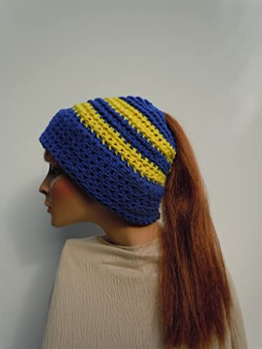 4624a2d1ca1da Amazon.com  Ponytail Hat