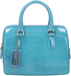 Furla Womens Candy Cookie Mini Satchel