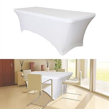 cle de tous mantel de polister funda para mesa rectangular mesa xxcm mantel elstica color