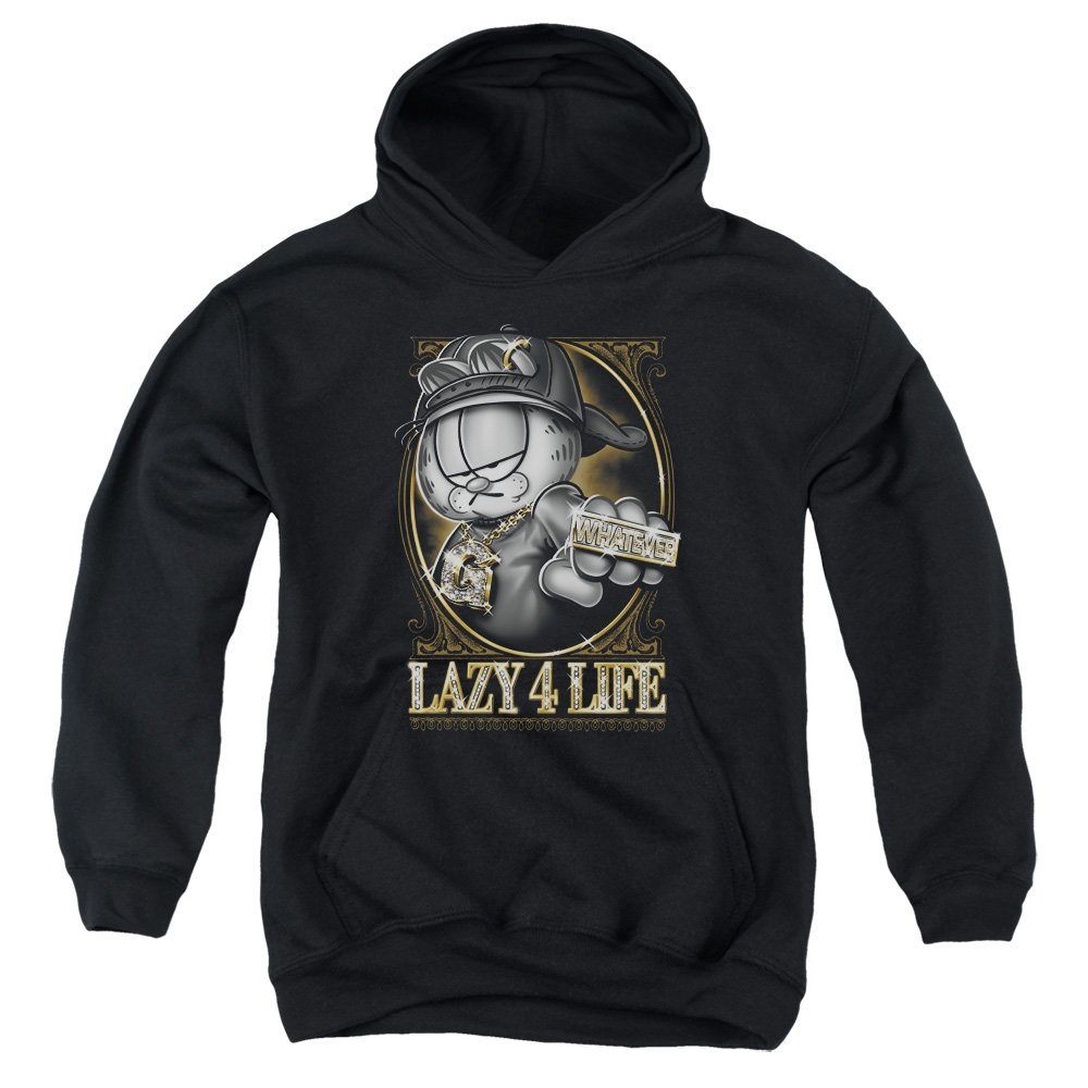 Garfield Lazy 4 Life Unisex Pullover For And Girls Shirts