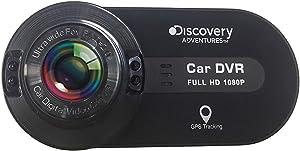 Discovery 970 דגם GPS בעלת איתור באמצעות מכשיר Full HD מצלמת רכב לדשבורד