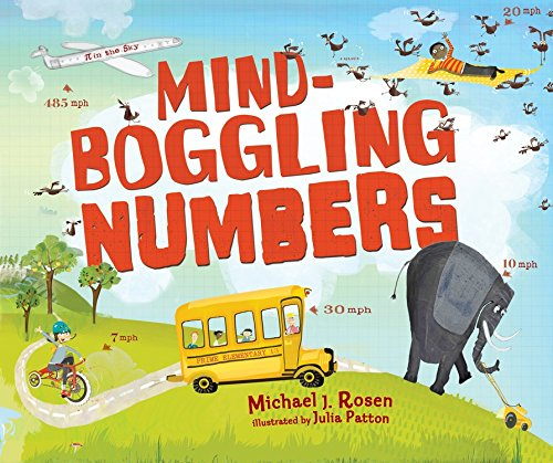 Upper elementary math teachers - Mind-Boggling Numbers offers a great introduction for fun with numbers. After reading the book with your class, have your students create their own mind-boggling questions and have their classmates try to solve them!