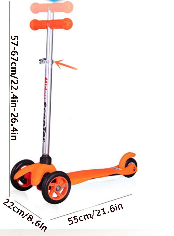 Patinete Plegable NiñO Tubo De Aluminio Tipo Scooter con ...