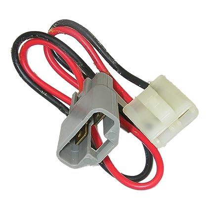 amazon com: parts master 84015 2-wire alternator voltage regulator  connector extender: automotive