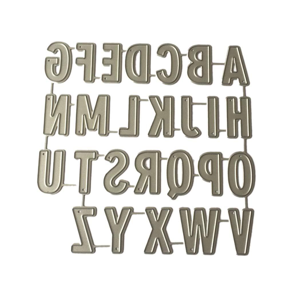 Dabixx Metal Cutting Dies Nice Scrapbook Scrapbooking Stencil Template Punch Card Making Crafts Album