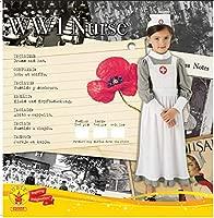 Rubies 620505M - Disfraz de enfermera oficial de la Segunda ...