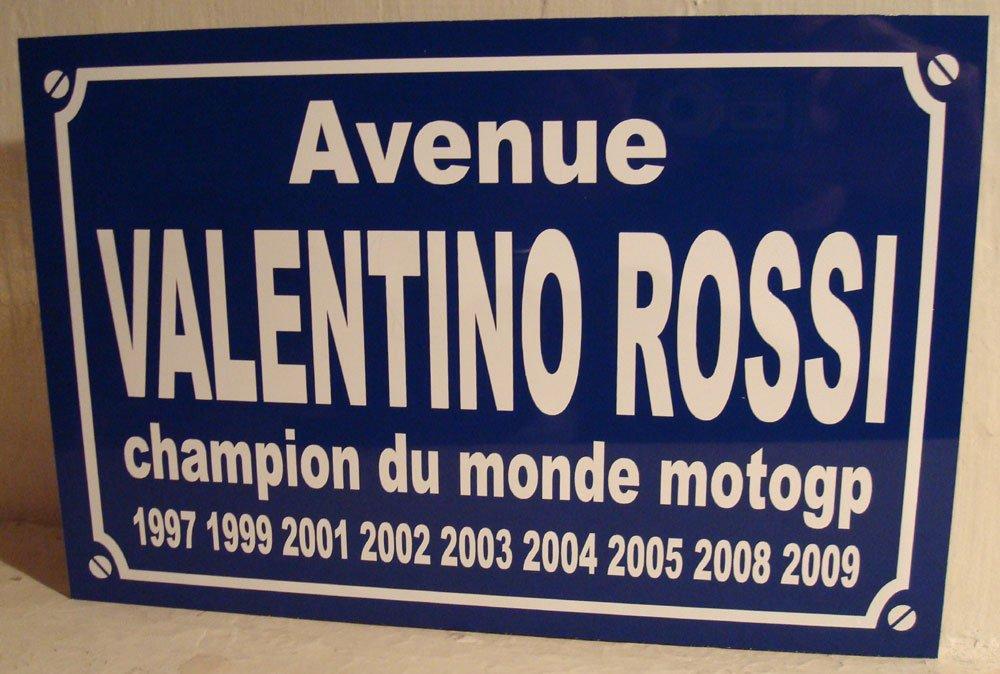 Valentino Rossi d/écoration pour Fan de ou collectionneur