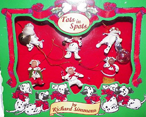 Tots in Spots Ornaments By Richard Simmons (