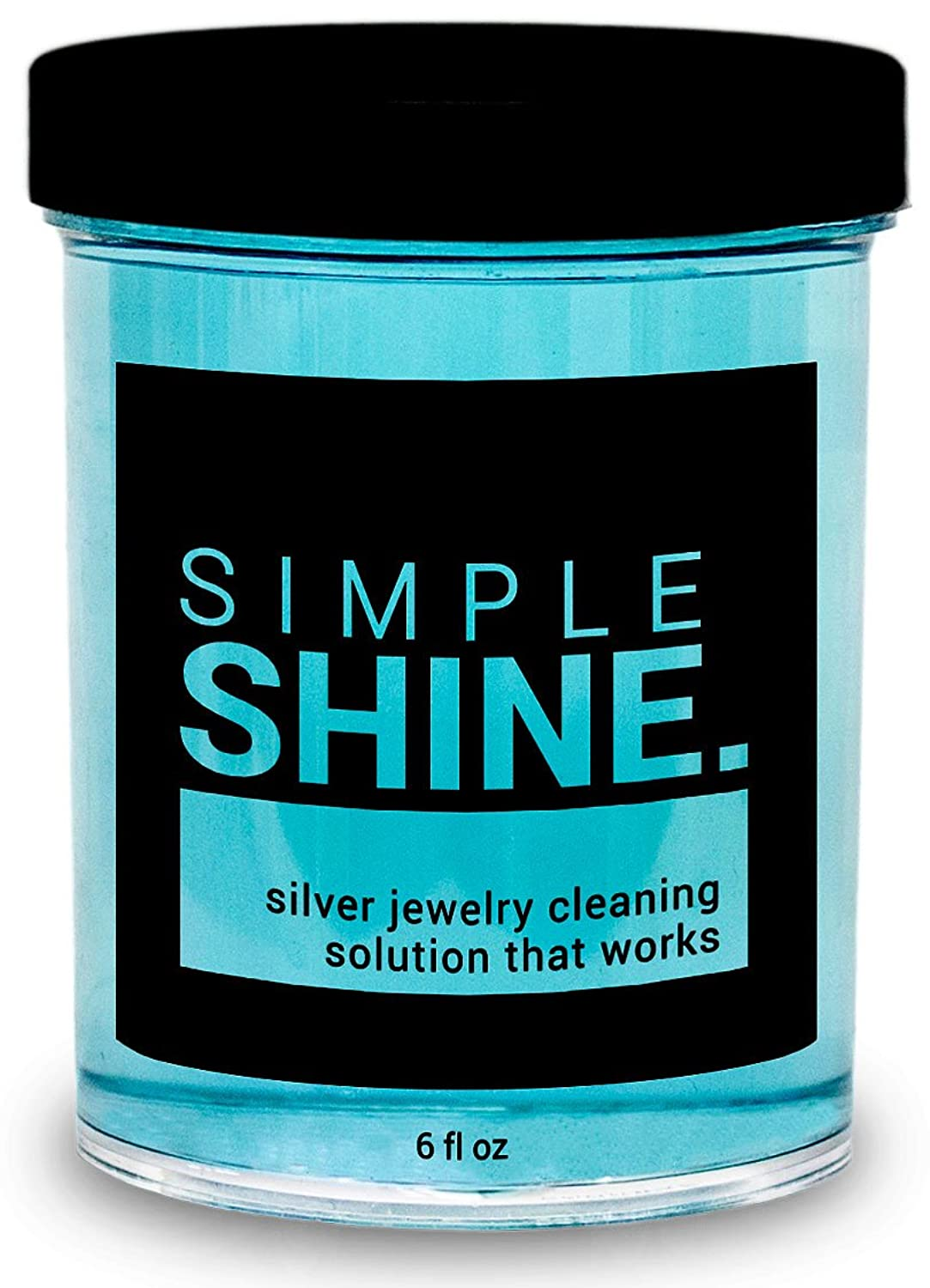 Amazon: New Silver Jewelry Cleaner Solution  Cleaning For Sterling  Jewelry, Coins, Silverware And More: Jewelry