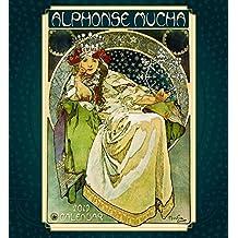 Alphonse Mucha 2019 Calendar