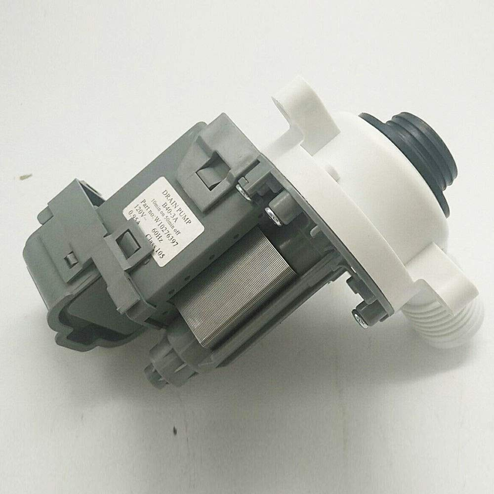 iMeshbean Washer Drain Pump Replacement for Whirlpool W10276397 AP4514539 PS2580215 Newgate