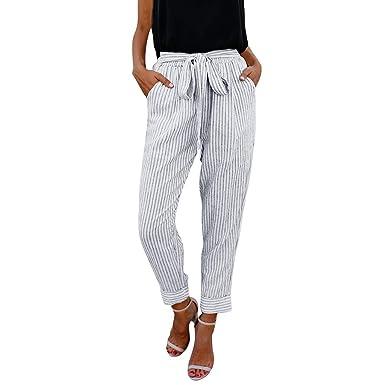 f6e424b43ba93 Amazon.com: Usstore Women Harem Pants Fall Winter Fashion Casual ...