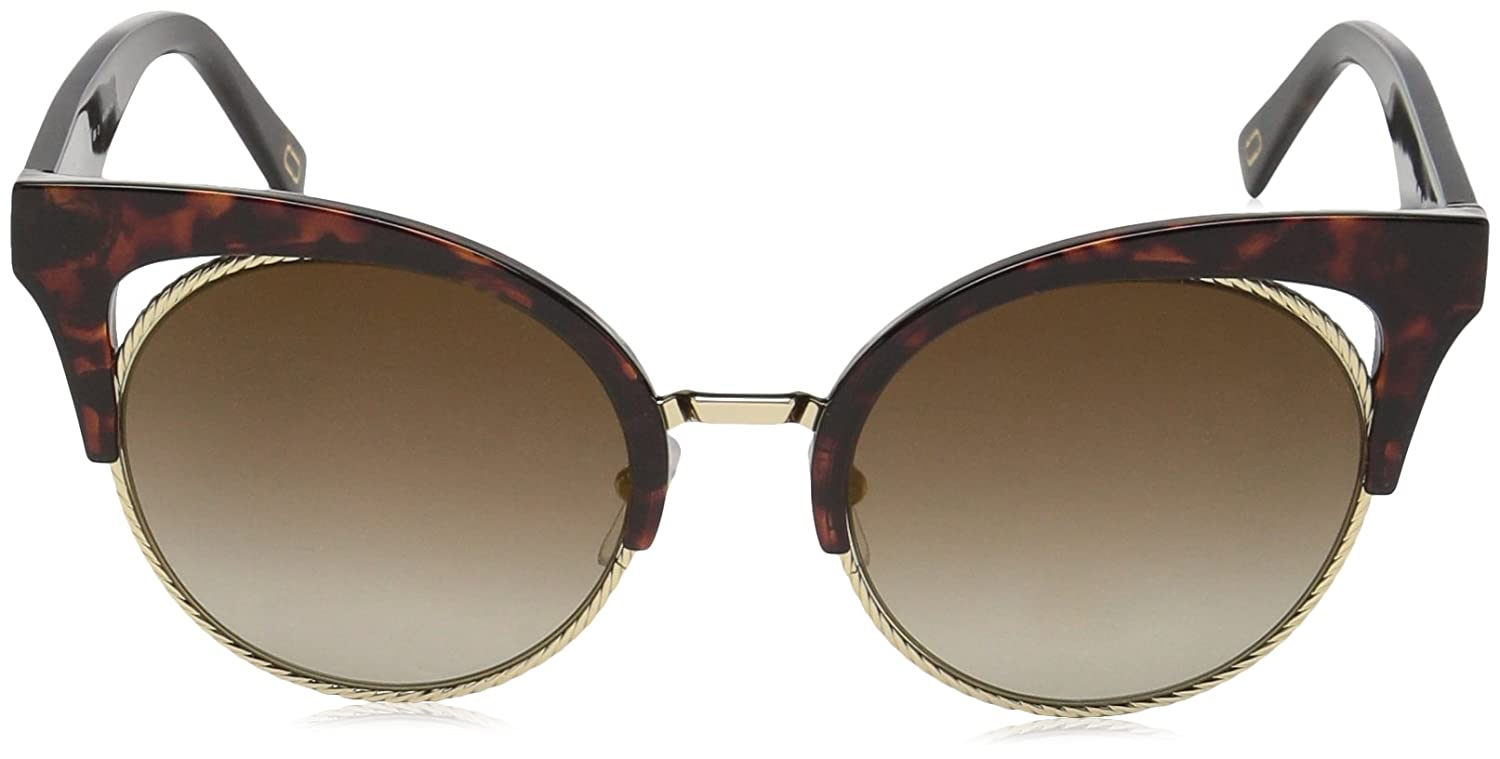 17496d1d76442 Amazon.com  Marc Jacobs Women s Marc215s Polarized Cateye Sunglasses ...