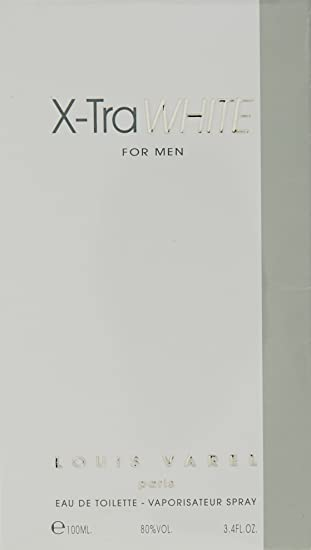 Amazon.com : Louis Varel Xtra White Cologne, 3.4 Ounce : Eau De Parfums : Beauty