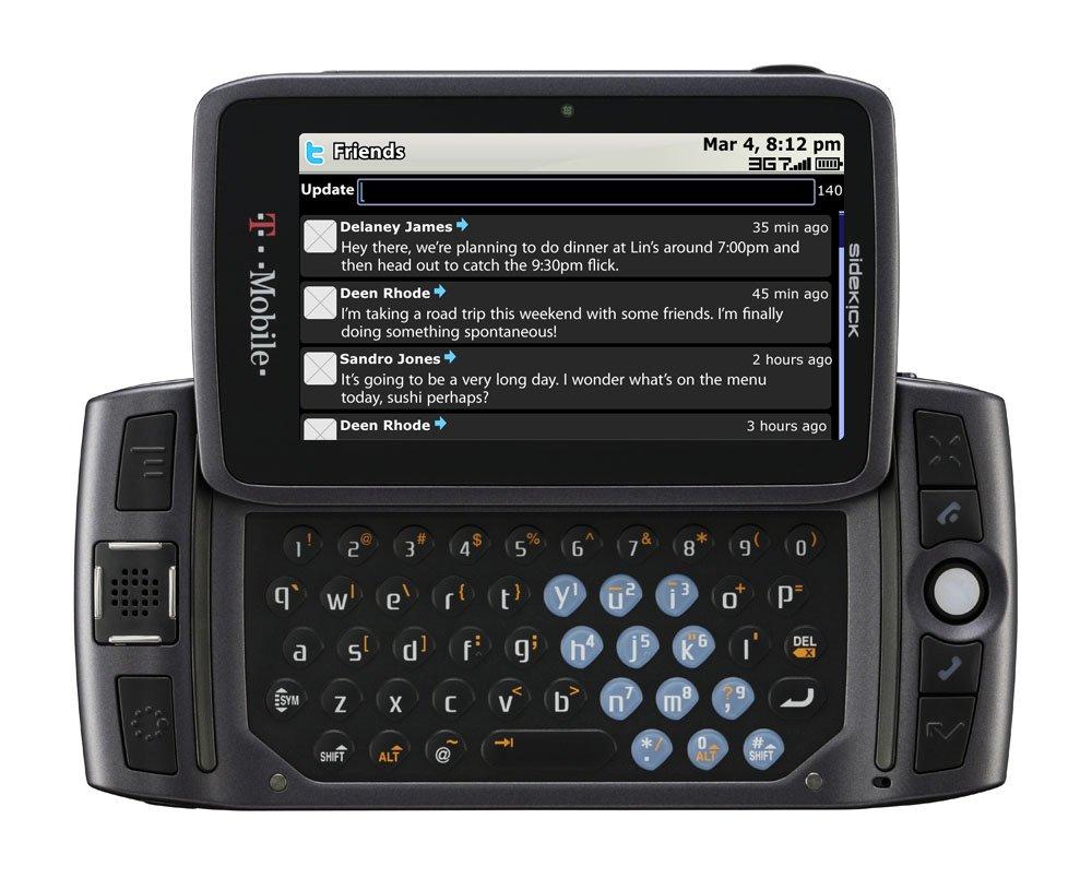 amazon com sidekick lx 2009 pv300 unlocked phone with 3g support rh amazon com