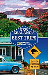 Lonely Planet: The world's leading travel guide publisher        Discover the freedom of open roads with Lonely Planet New Zealand's Best Trips, your passport to uniquely encountering New Zealand by car. Featuring more than 30 amazing ...