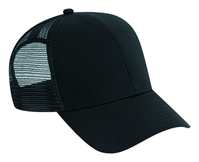 8a698b22a2633 Otto Caps Washed Cotton Twill Low Profile Pro Style Mesh Back Caps Trucker  Caps