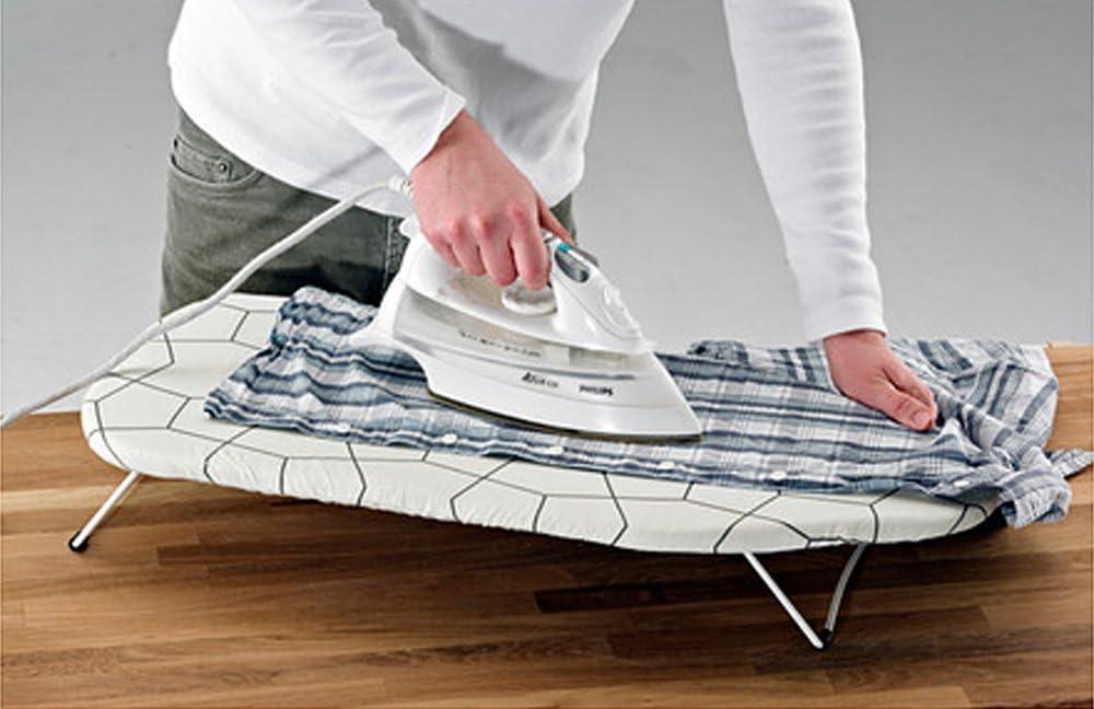 Ikea Tabla de Planchar Mesa, Poliéster, Blanco, 74x32x3 cm: Amazon ...