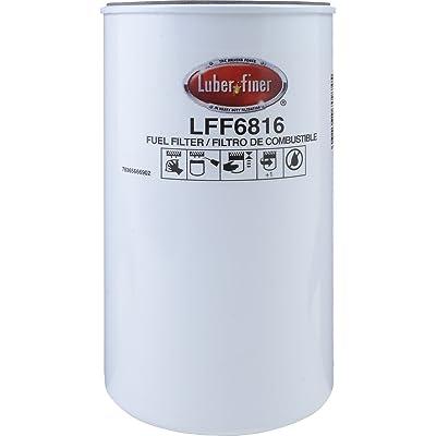 Luber-finer LFF6816 Heavy Duty Fuel Filter: Automotive