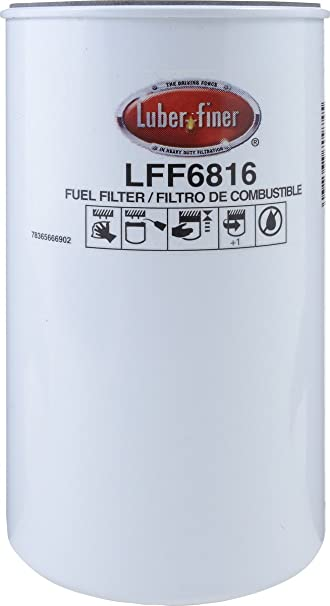 Luber-finer LFF8020 Heavy Duty Fuel Filter