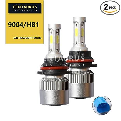 Amazon.com: CENTAURUS - Bombillas LED para faros delanteros ...