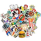 Car Stickers 200pcs , GoodYH Laptop Sticker Waterproofing Vinyl Stickers for Motorcycle Bicycle Luggage Decal Graffiti Patches Skateboard - Random Sticker Pack