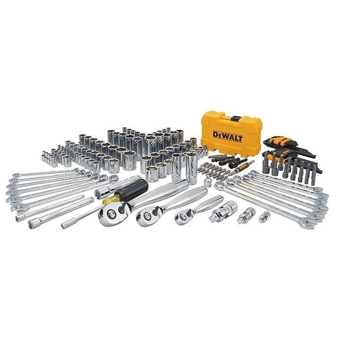 175ef2b5619 DEWALT Mechanics Tools Kit and Socket Set