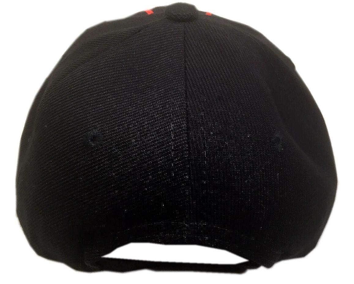 GBT Hat Gagao Spiderman Baseball Cap for Boys Adjustable Black