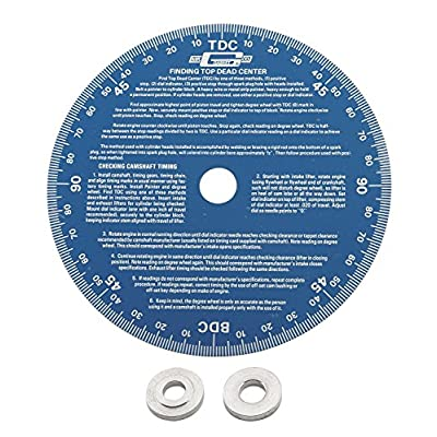 Mr. Gasket 1570 Degree Wheel: Automotive