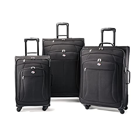 Amazon Com American Tourister Luggage At Pop 3 Piece Spinner Set