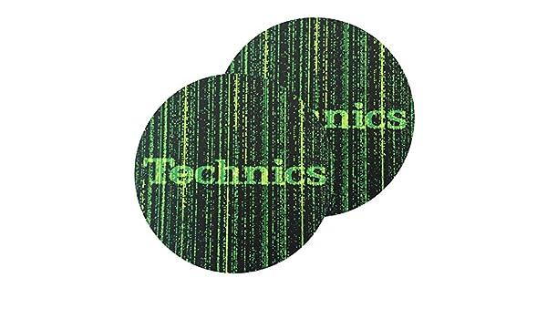 Magma de Factory Technics Matrix Slipmat, 2 unidades): Amazon.es ...